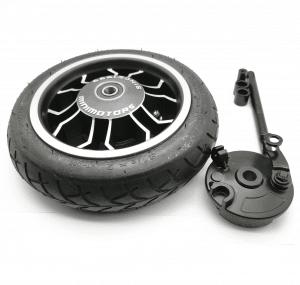 roue avant frein dua