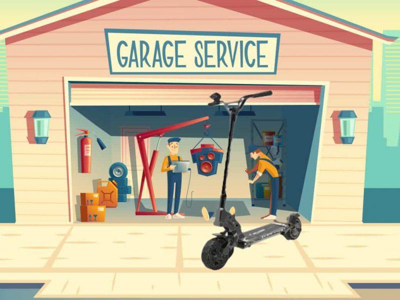 accessoires dualtron mini, guidon, pneus, chambre a air ou acheter