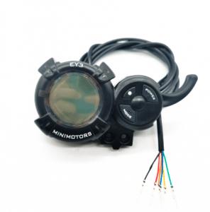 """Ecran d'affichage LCD """"EYE"""" pour trottinettes Minimotors Dualtron achat pas cher"""