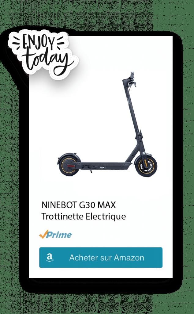 ninebot achat aps cher comparatif xiaomi m365 pro