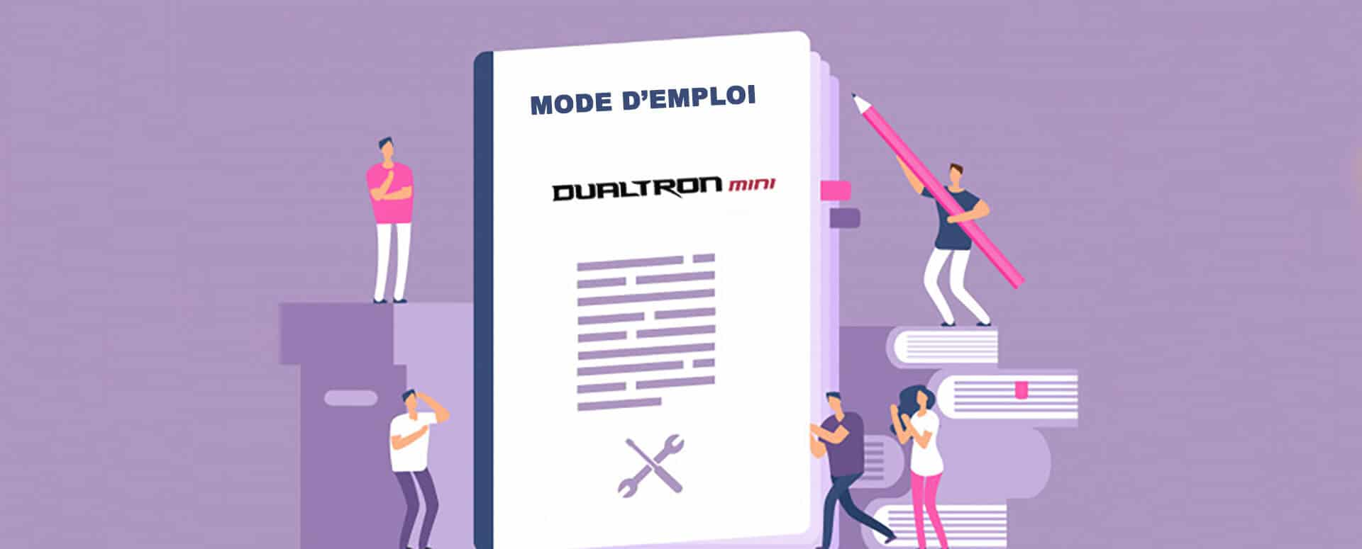 trottinette-mode-emploi-notice dualtron mini manuel